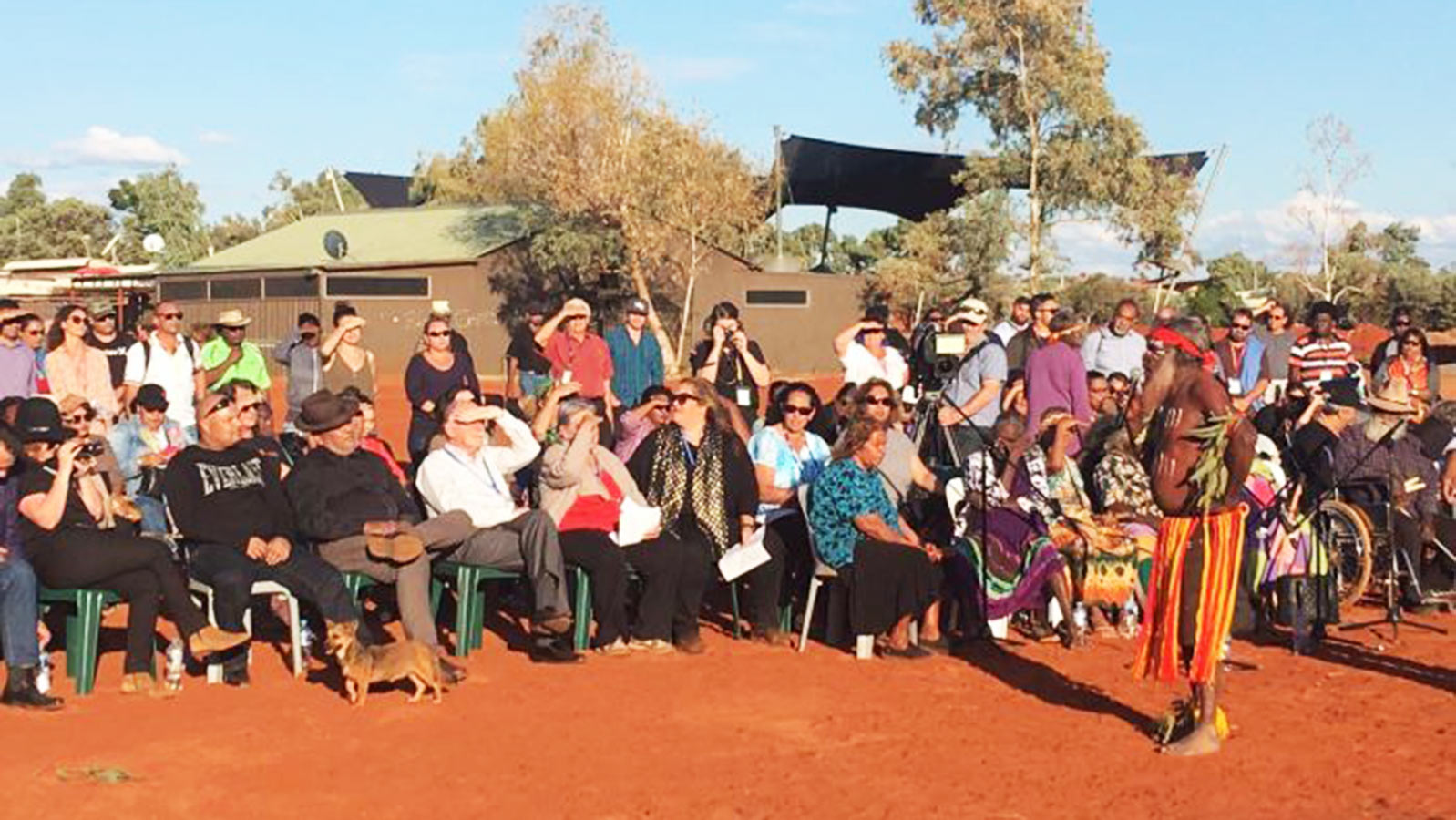 Indigenous leaders call for representative body and treaties process after Uluru convention