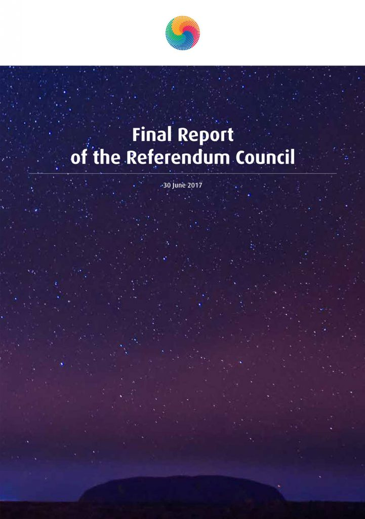 Final Report of the Referendum Council
