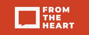 From The Heart email header 600x233